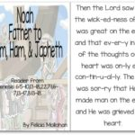 """""""Father Noah"""" Story for Early Readers"""