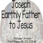 """Joseph – Jesus' Earthly Father"" Bible Story Teaching Skit"