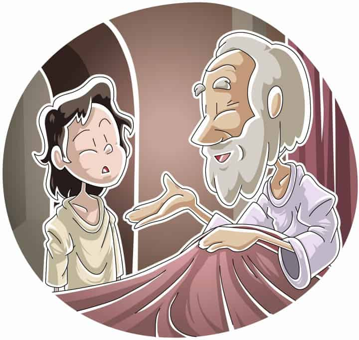 God Calls Samuel (1 Samuel 3:1-21) Preschool Lesson