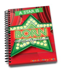 A Star Is Born Christmas Program