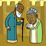 Video Bible Story: Simeon and Anna (Luke 2:25-40)