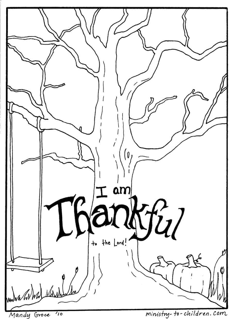 Thanksgiving Coloring Pages - Itsy Bitsy Fun | 1237x924