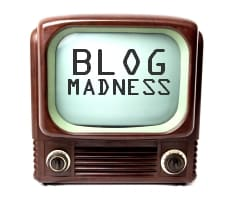 Blog Madness Graphic